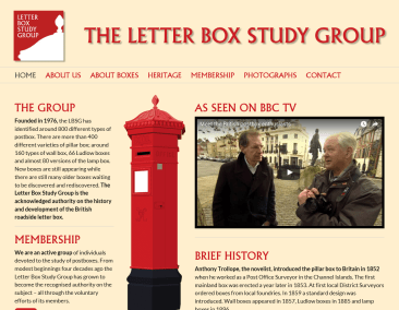 The Letter Box Study Group