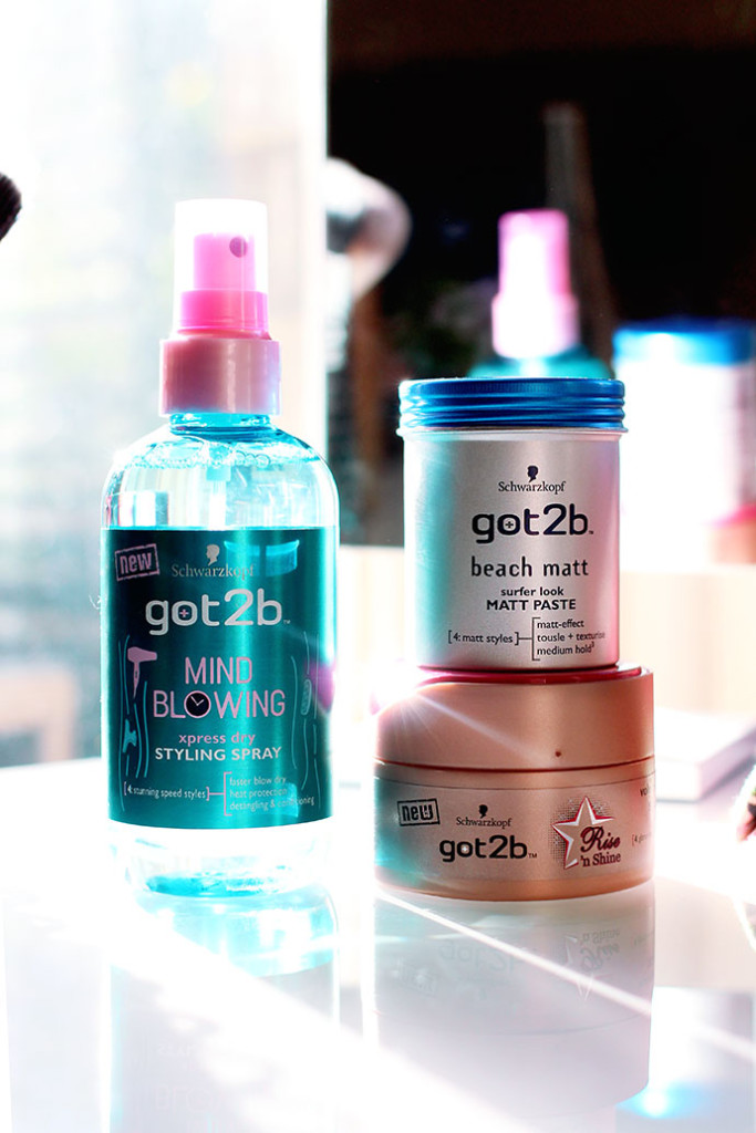 Three To Try Got2b Hair Styling Products Zoe Newlove