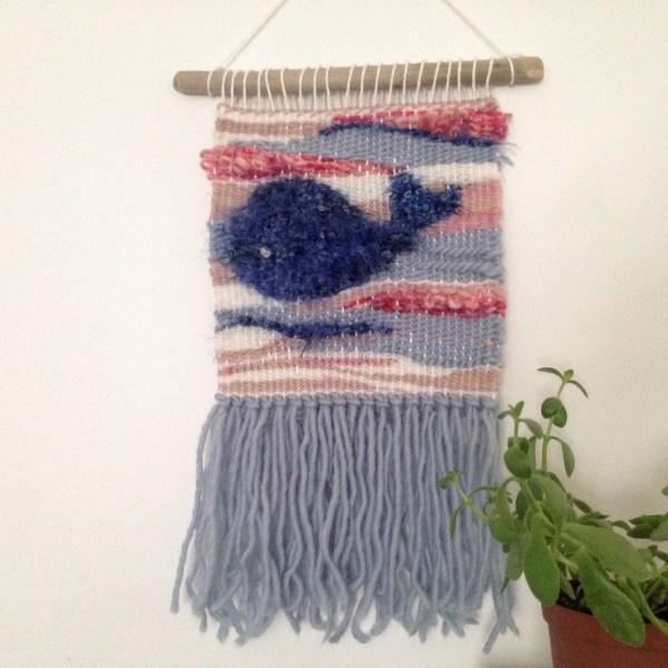 Jonah weaving Zoeprose