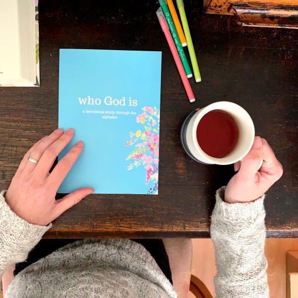 Bible study devotional Who God is