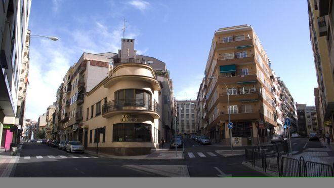 Calle Fray Luis de Granada