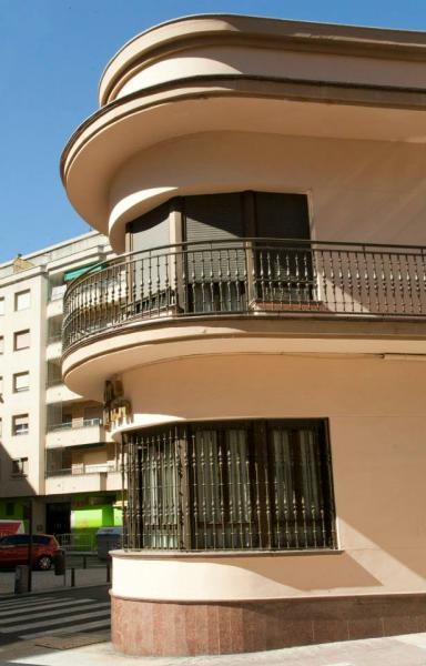 Calle Fray Luis de Granada 12