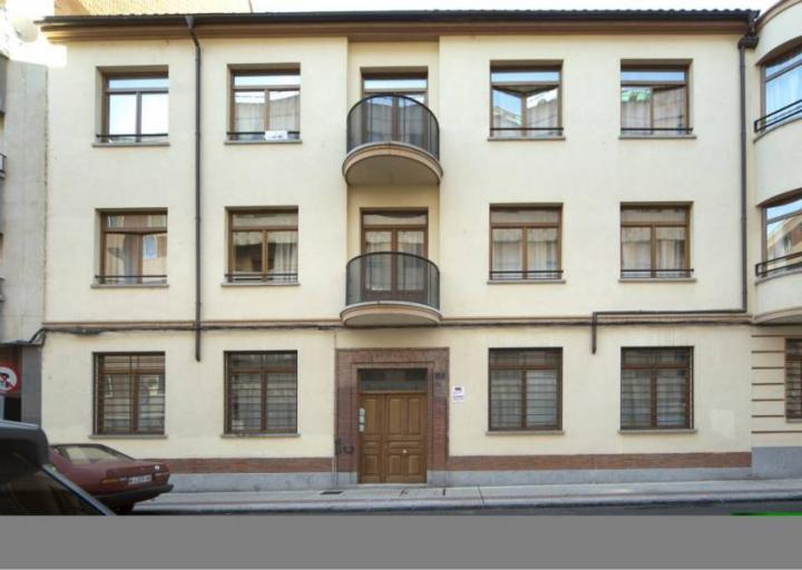 Edificio Racionalista. Calle Isidro Segovia 14