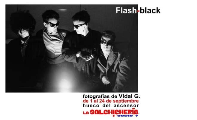 Exposición de fotografía de Vidal G. en La Salchichería.