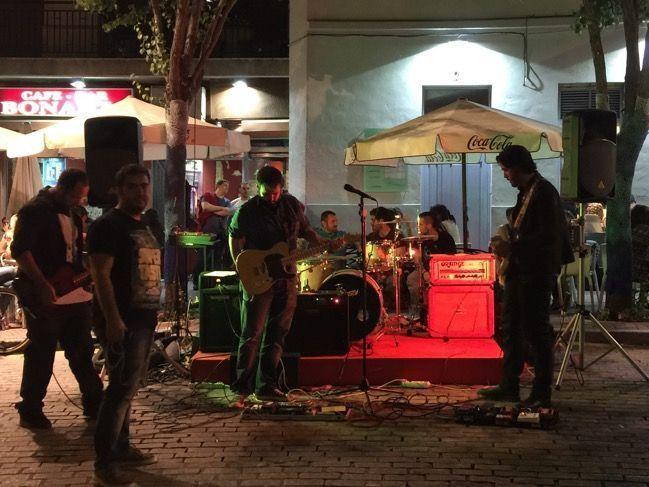 Rock a pie de Barrio