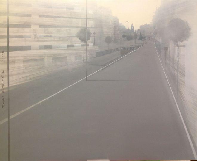 Primer Premio Primera Edición Concurso Pintura Aire Libre