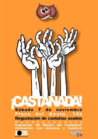 cartel castañada 2015