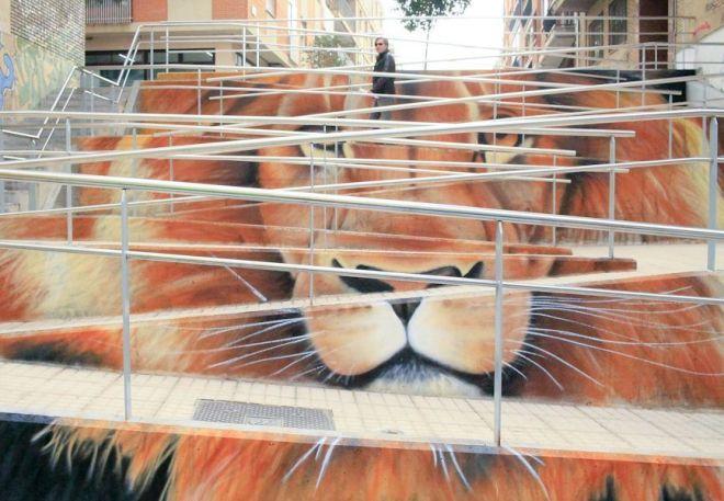 León, por Nego