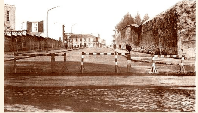 Foto antigua Av Villamayor