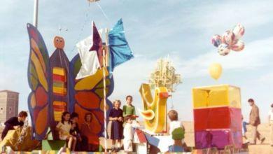 Photo of Las carrozas: un barrio en movimiento