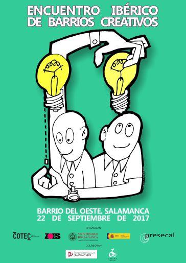CARTEL BARRIOS CREATIVOS GRANDE