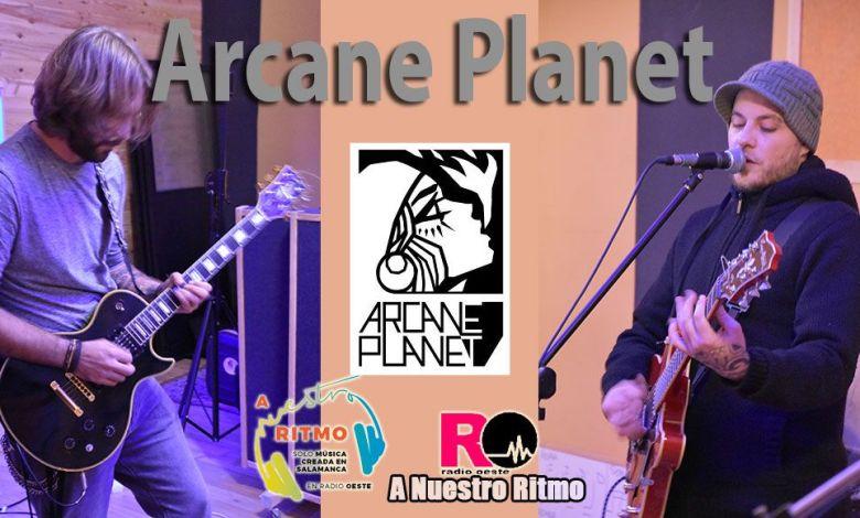 Arcane Planet en A Nuestro Ritmo
