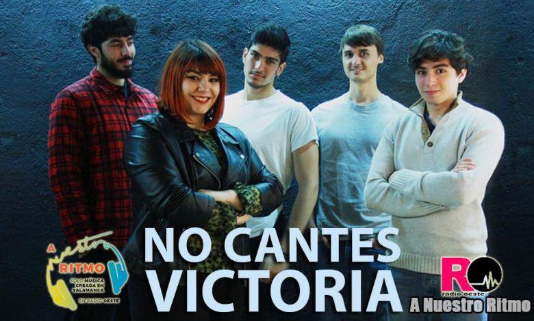 No Cantes Victoria en A Nuestro Ritmo