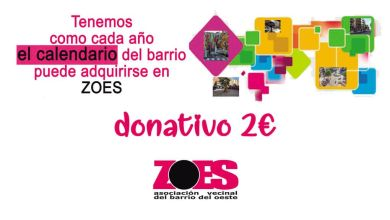 Photo of Calendarios de Zoes 2020