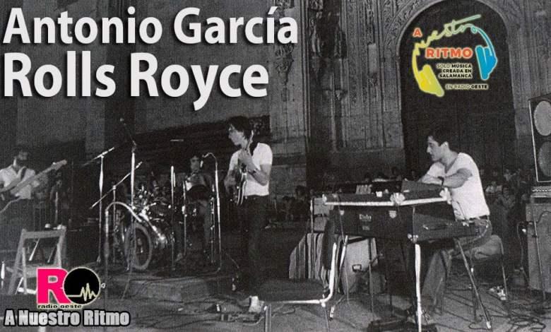 entrevista a Antonio García, de Rolls Royce