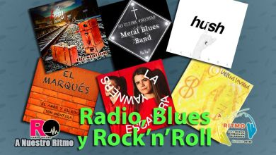 Photo of 24 Radio, Blues y Rock'n'Roll – A Nuestro Ritmo