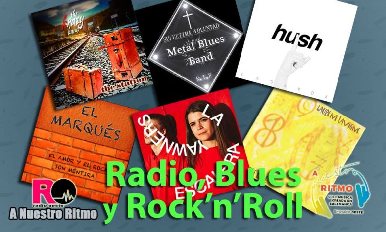 A Nuestro Ritmo 24 Radio, Blues y Rock'n'Roll