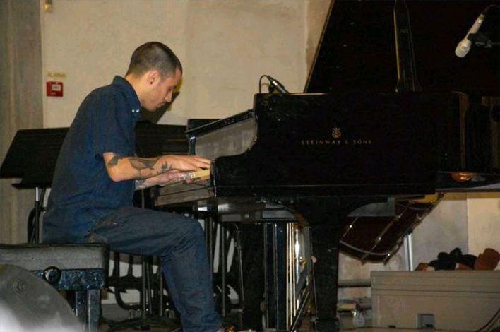 Luismi Segurado Trío en el Conservatorio de Salamanca