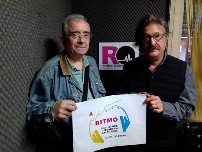 Papel: Eugenio y Emilio en Radio Oeste