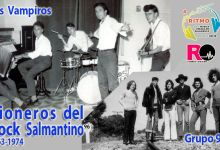 Photo of 31 Pioneros del Rock Salmantino I – A Nuestro Ritmo
