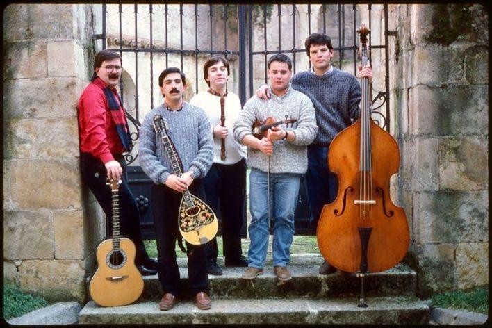 Cormac, música celta creada en Salamanca en los '80