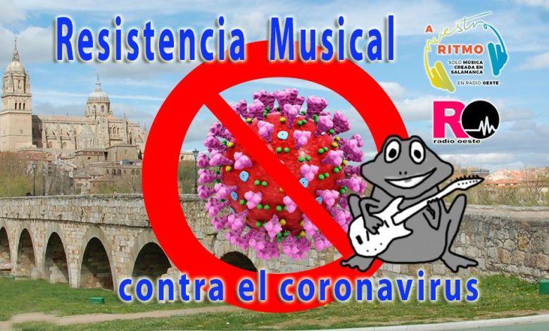 Resistencia Musical contra el CoronaVirus