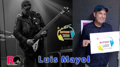 Photo of 34- Luis Mayol y la Vargas Blues Band – A Nuestro Ritmo