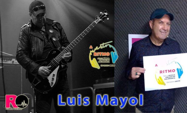 Entrevista a Luis Mayol en Radio Oeste