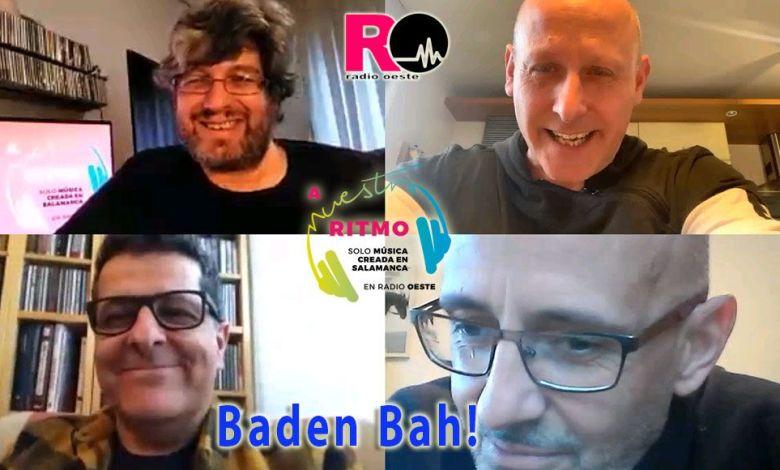 35 Baden Bah (video-entrevista) A Nuestro Ritmo