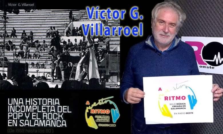 A Nuestro Ritmo 42 Víctor G Villarroel (entrevista)