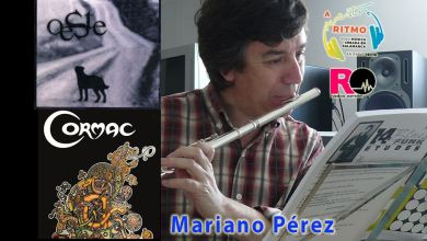 Photo of Mariano Pérez, A Nuestro Ritmo 49