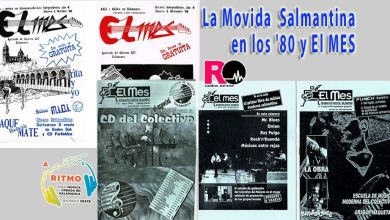 Photo of La Movida Salmantina en los '80 y El MES, A Nuestro Ritmo 50