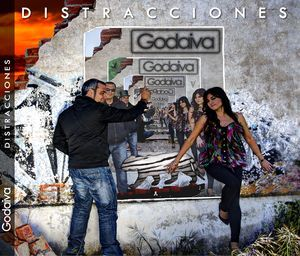 CD Distracciones, de Godaiva