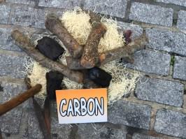 Carbón para la hoguera