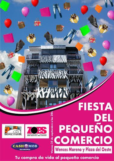 Cartel de la Feria del Comercio