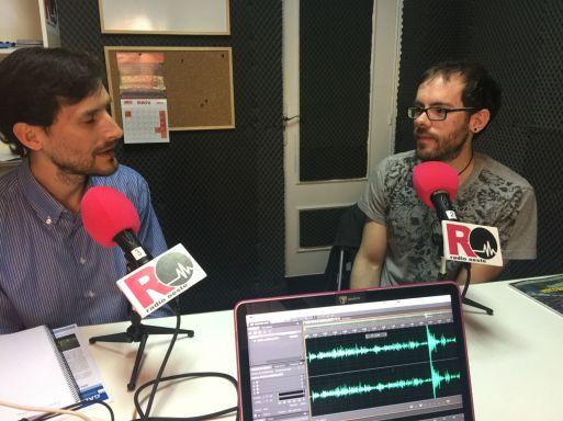 Román Andrés y Fran Valle