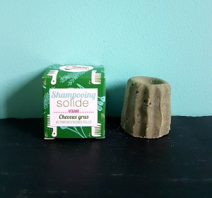Shampoing solide aux herbes folles