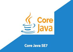 Core Java SE7 Fundamentals Course