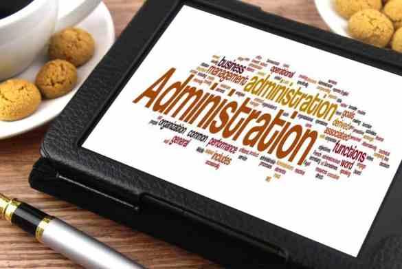 administrative assistant skills
