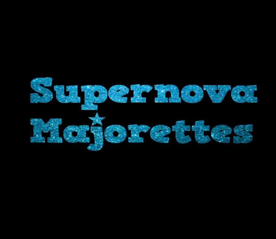 Supernova Majorettes Logo
