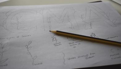 CMA logo Sketch