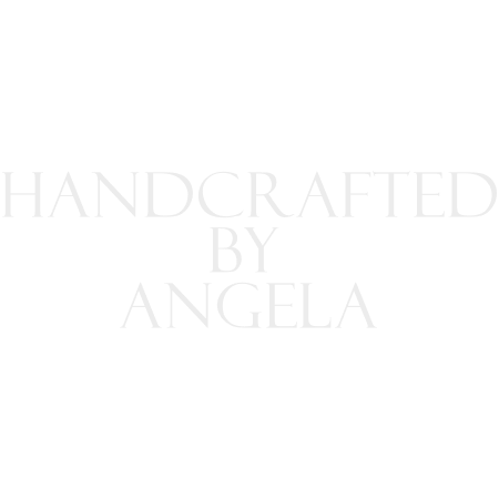 Hand Crafted by Angela Logo