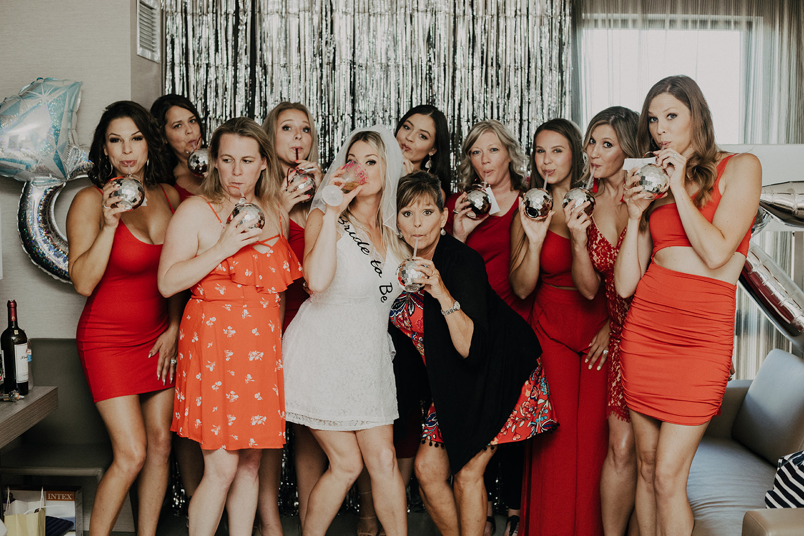Des Moines Bachelorette Party at the AC Hotel