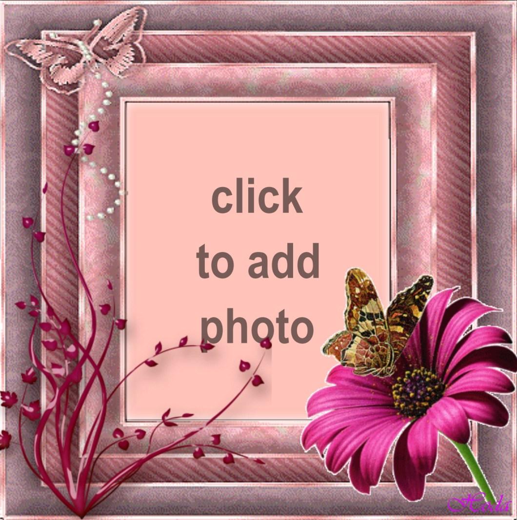 Imikimi Com Flower Frame Siteframes