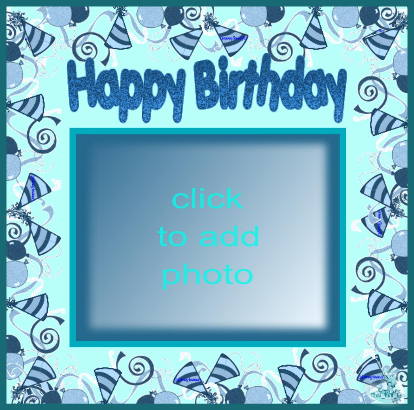 Imikimi Zo Birthday Frames Happy Birthday Picture Frame Happy Birthday Picture Chai Hua Hua