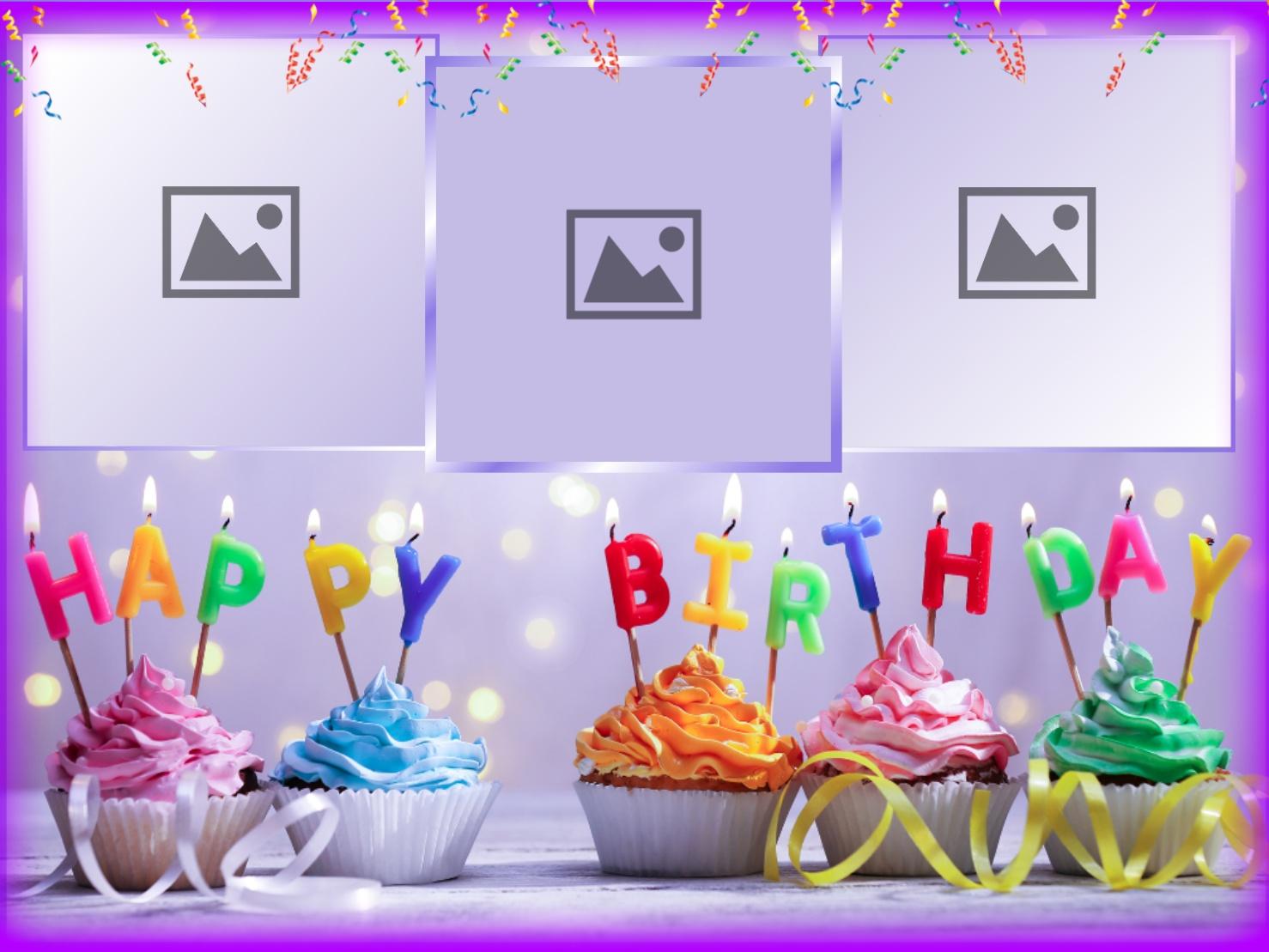 Imikimi Zo Birthday Frames Birthday Collage Birthday Collage Sinnlich