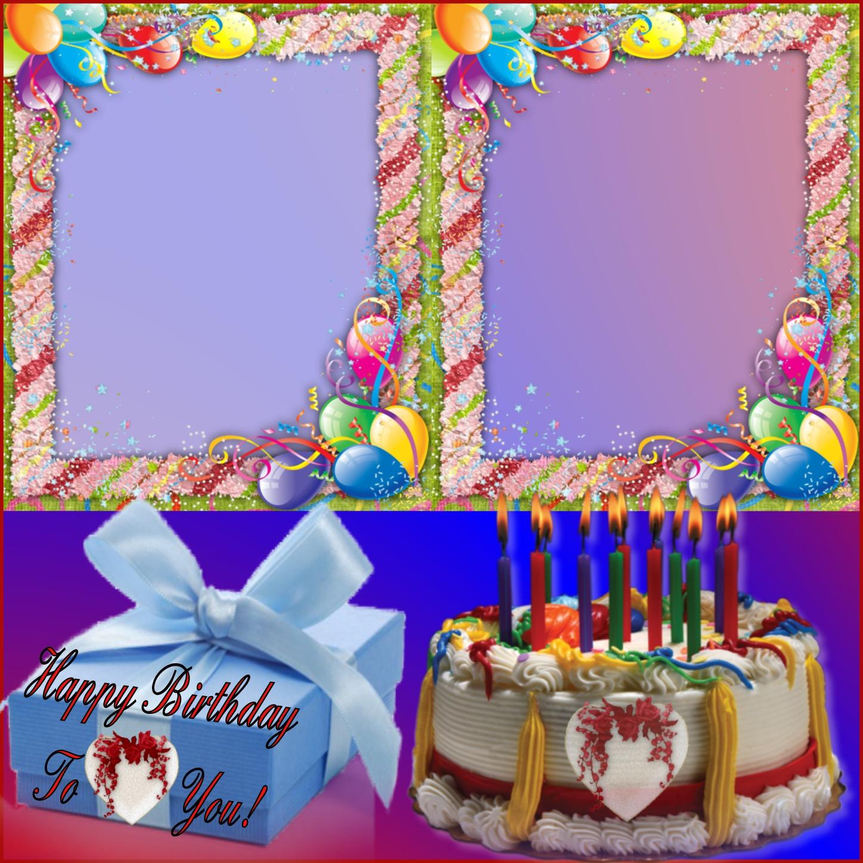 Imikimi Zo Birthday Frames Happy Birthday Twin Frames Norafg62 Birthdays Norafg62