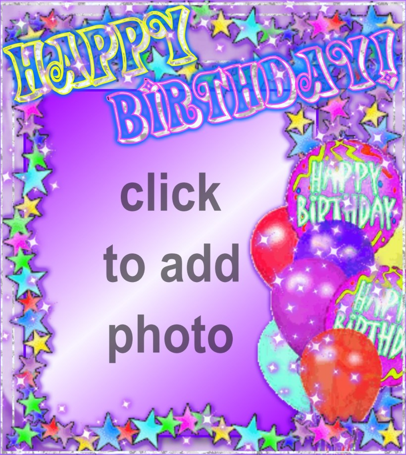 Imikimi Happy Birthday 3 Frames