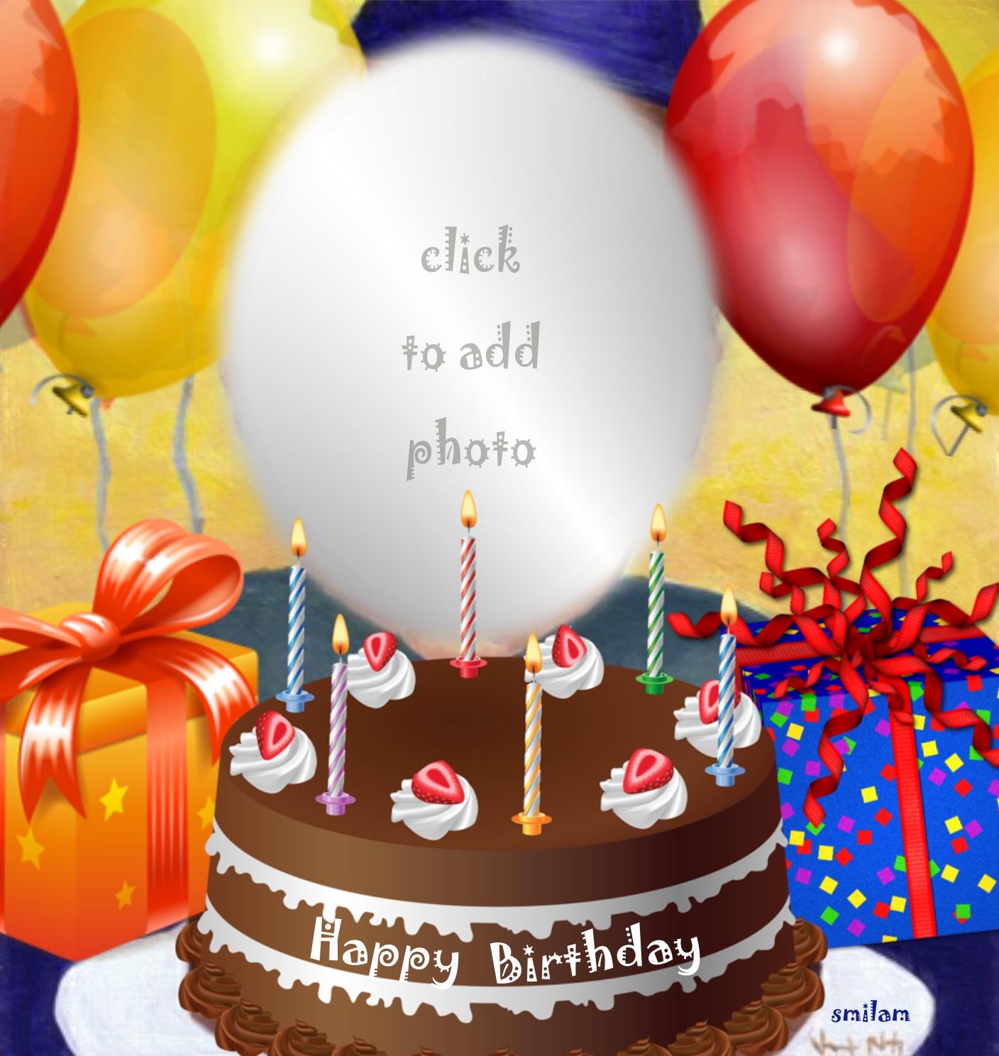 Imikimi Zo Birthday Frames Happy Birthday Happy Birthday Smilam