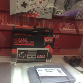 Original controller at local store.